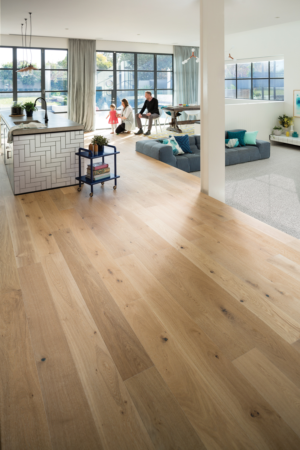 The Ultimate Mix And Match Flooring Guide - Choices Flooring