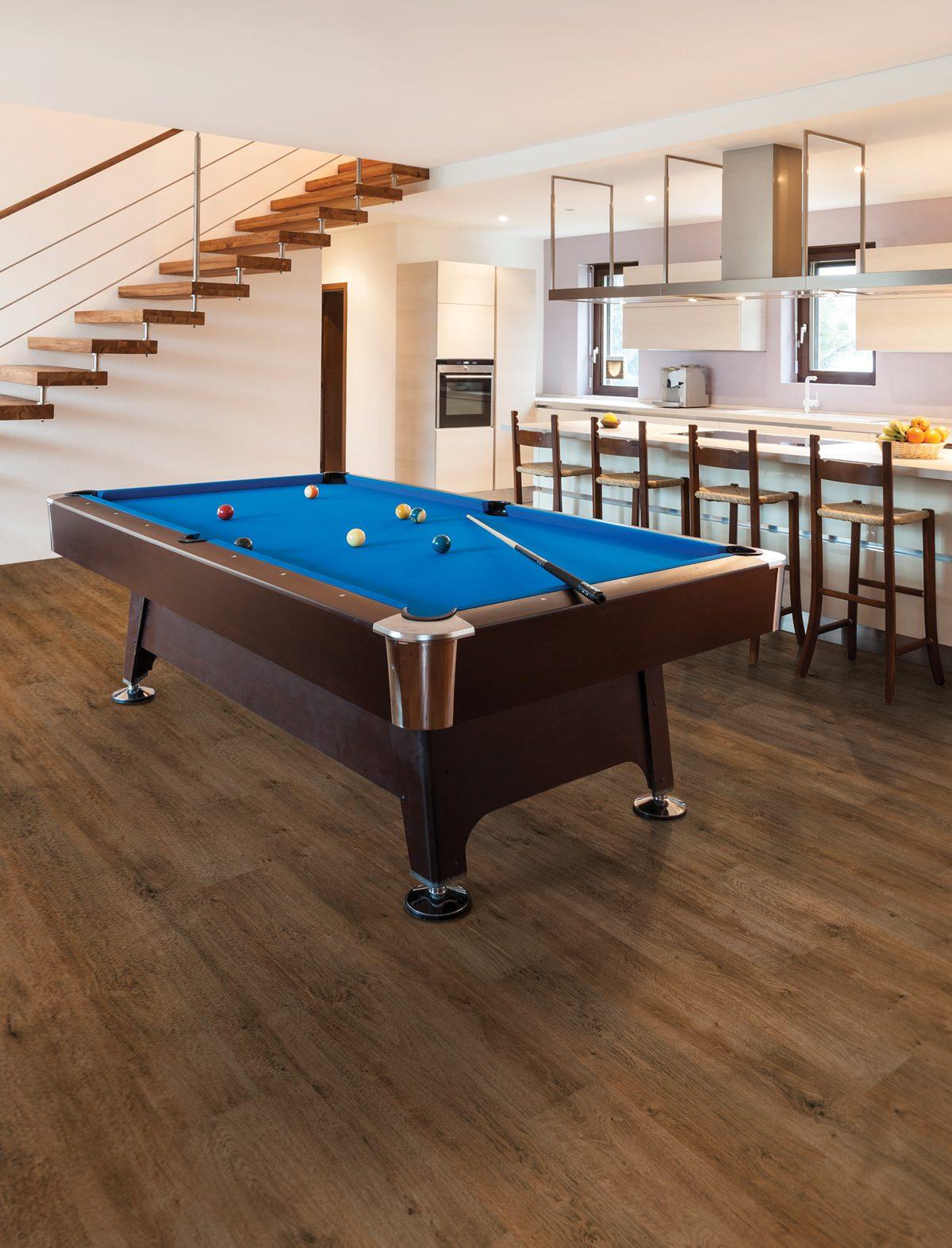 Games Room Flooring Ideas - Choices Flooring